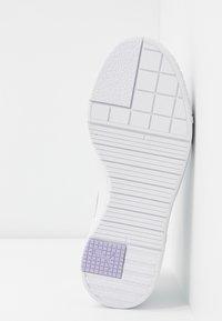 Puma - CALI SPORT GLOW - Baskets basses - white/purple heather - 8