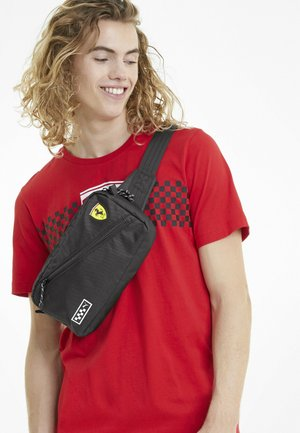 SCUDERIA FERRARI  - Bum bag - black