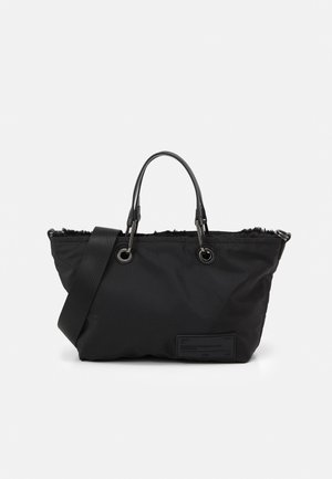 SHOPPER BAG TED SET - Velká kabelka - black
