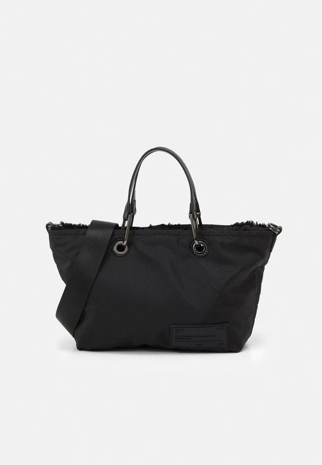SHOPPER BAG TED SET - Cabas - black