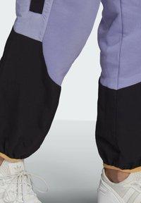 adidas Originals - ADV BLK PNT ADVENTURE ORIGINALS REGULAR TRACK PANTS - Träningsbyxor - purple - 4