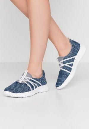 Nazouvací boty - mare/bleu/silver/jeans