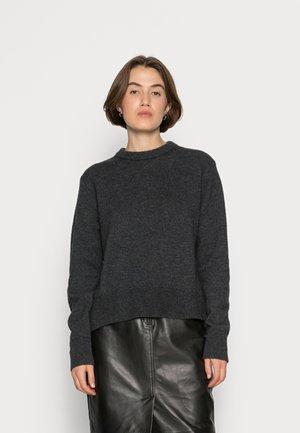 PINALF ROUND WOMAN  - Trui - dark grey melange