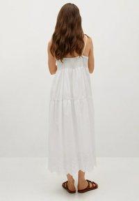 Mango - CECI - Vestido informal - white - 1