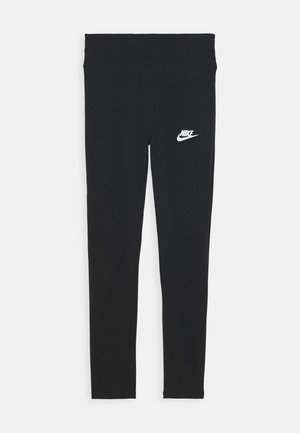 FAVORITES - Leggings - Trousers - black/white