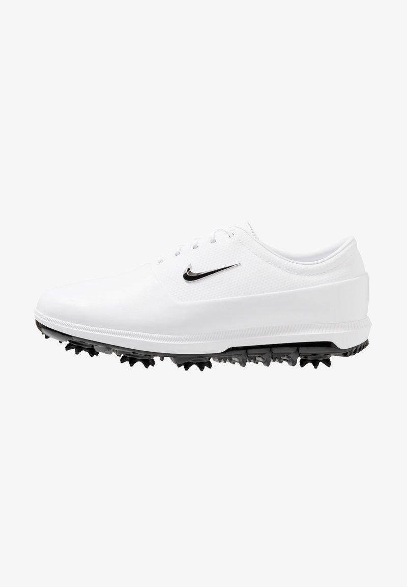 Nike Golf - AIR VICTORY TOUR - Golfsko - white/chrome/platinum tint/vast grey