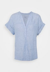 Marks & Spencer London - BLOUSE - T-shirt med print - blue - 4