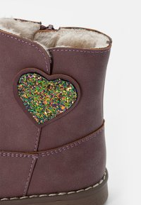 Friboo - BOOTIES  - Classic ankle boots - mauve - 5
