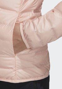adidas Performance - VARILITE OUTDOOR DOWN - Down jacket - pink - 5