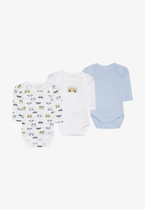 NBMBODY 3 PACK - Body - cashmere blue
