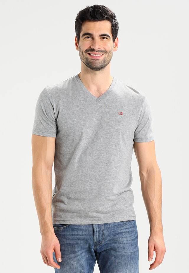 SENOS V - T-shirts basic - grey