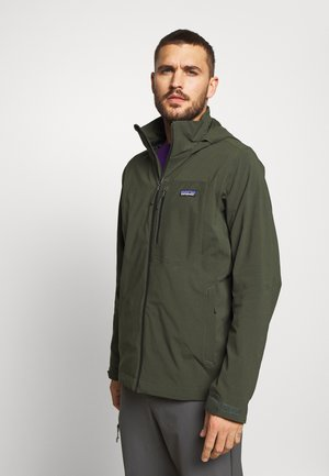 QUANDARY - Outdoor jacket - kelp forest