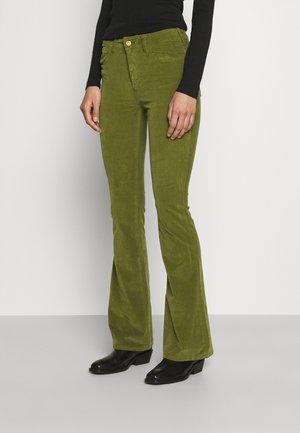 RAVAL - Trousers - avocado