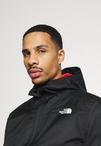 The North Face - MILLERTON JACKET - Veste imperméable - flare/black - 3