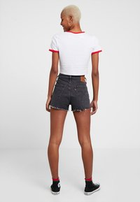 Levi's® - 501® HIGH RISE SHORT - Denim shorts - cabo storm - 2