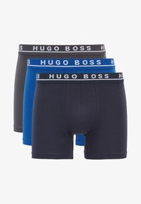 BOSS - 3 PACK - Onderbroeken - blue - 6