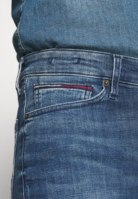 Tommy Jeans - SIMON - Jeans Skinny Fit - dark blue denim - 4