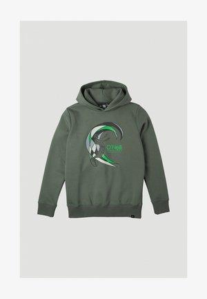 CIRCLE SURFER  - Hoodie - agave green