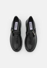 ASRA - FABBY - Slip-ons - black - 5