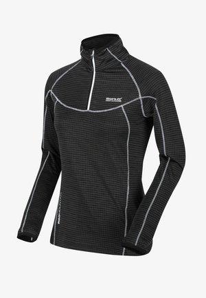 YONDER POWERSTRETCH  - Sports shirt - black