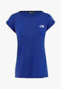 The North Face - TANKEN TANK  - Basic T-shirt - blue - 2
