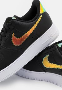 Nike Sportswear - AIR FORCE 1 '07 LV8 - Sneakers - black/multicolor/white - 5