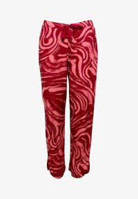 Cyberjammies - KRISTEN  - Pyjama bottoms - red spiral - 4
