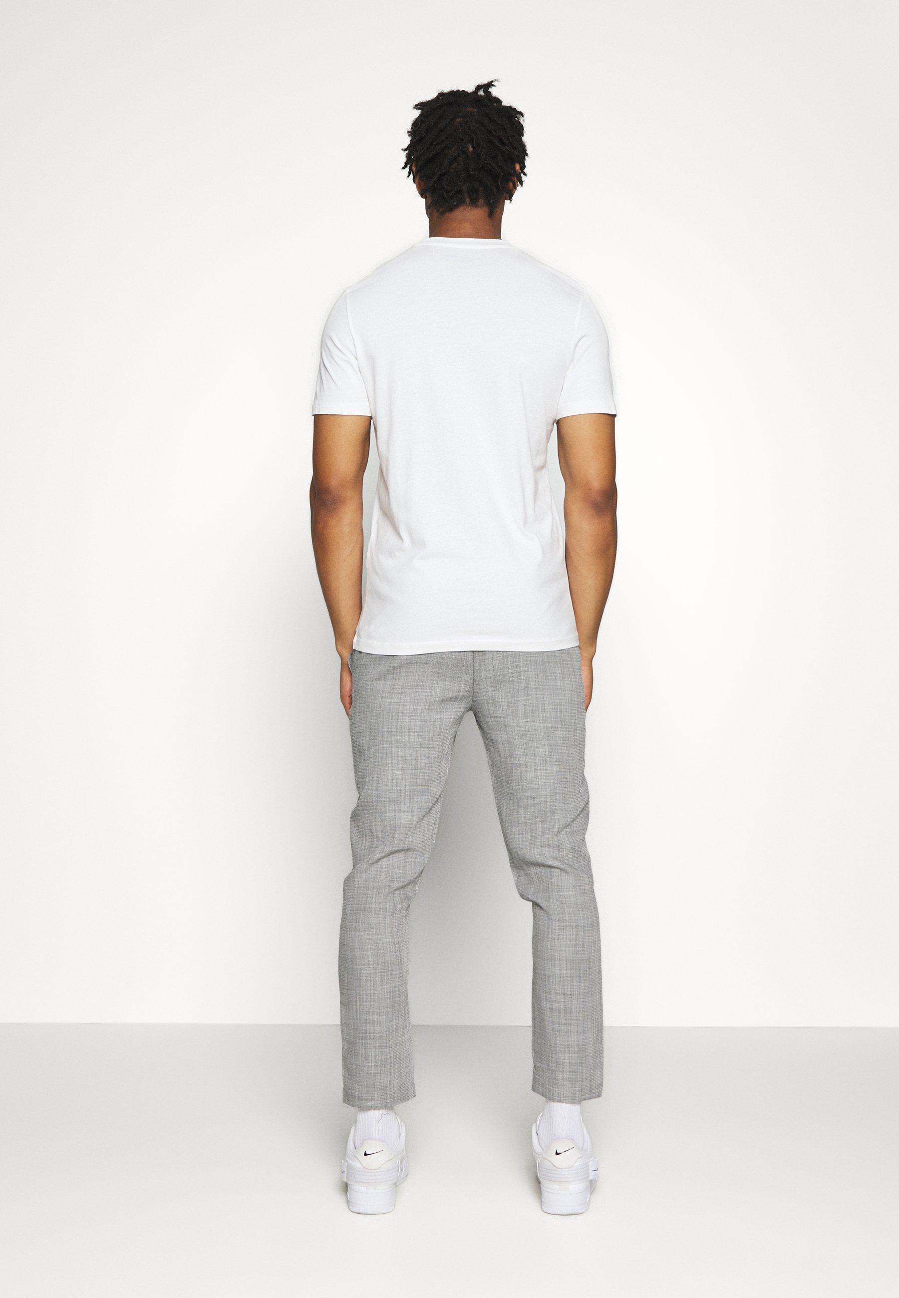 Jack & Jones Jordylant - T-shirts Med Print White