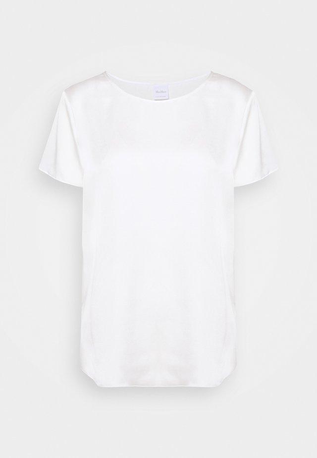 CORTONA - T-shirt basique - weiss