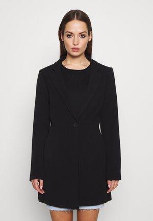 ONLSAVANNAH SPRING COAT - Korte frakker - black