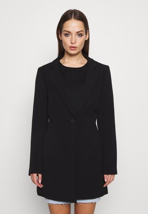 ONLSAVANNAH SPRING COAT - Abrigo corto - black