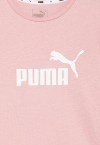Puma - TEE - Print T-shirt - bridal rose - 3