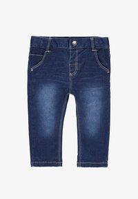 Boboli - Straight leg -farkut - blue - 0