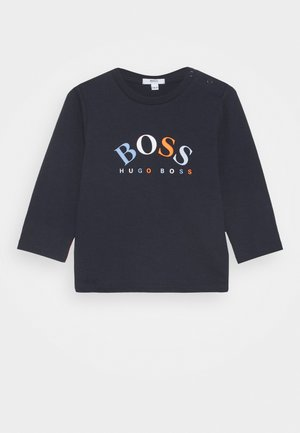 LONG SLEEVE BABY - Long sleeved top - navy
