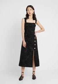 Mother of Pearl - MALIA - Shirt dress - black - 0