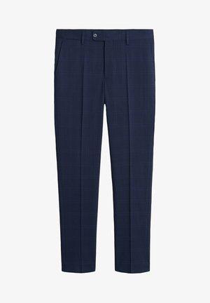 BRASILIA - Pantalon de costume - royal blue