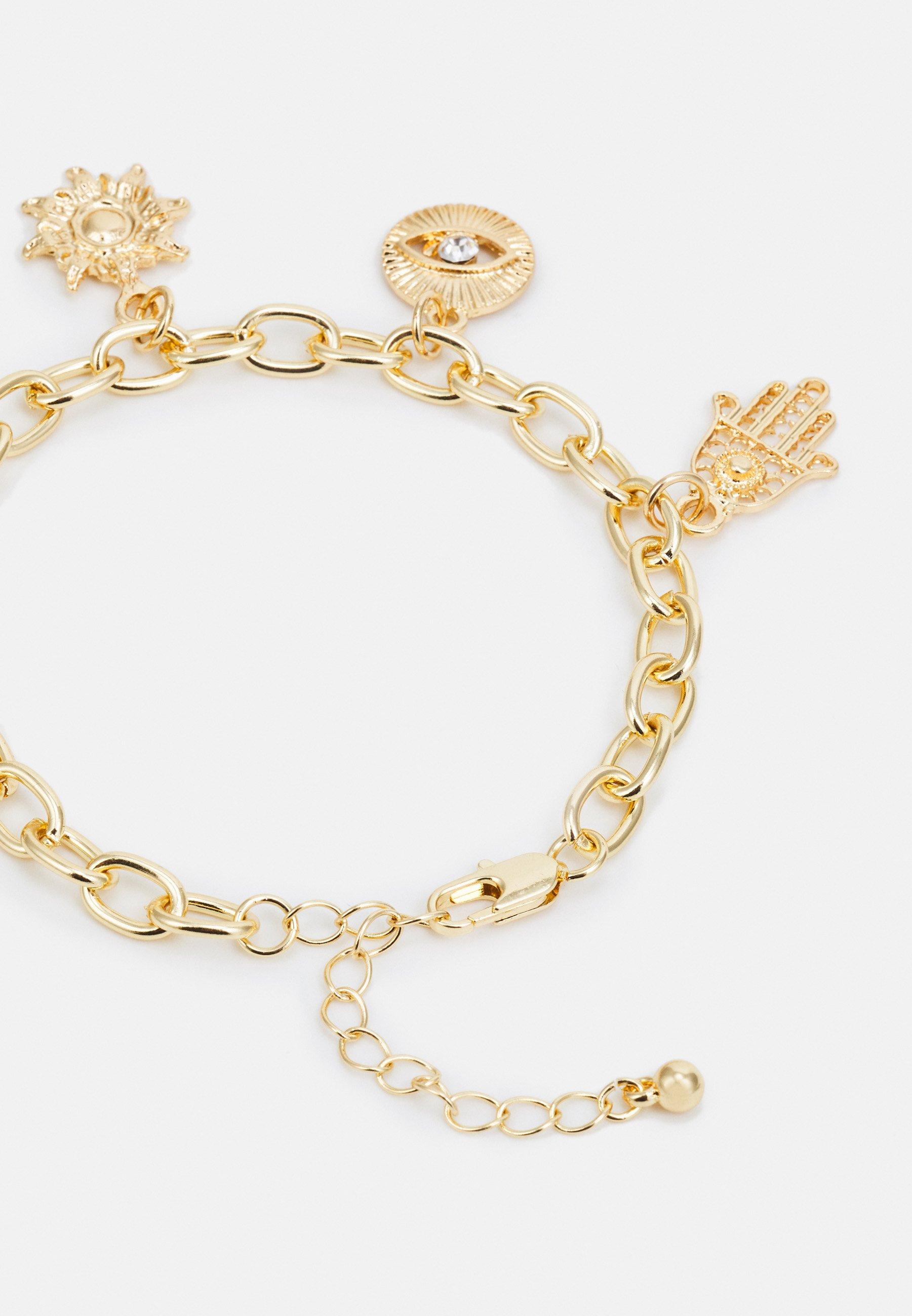 Femme PCSANDIE BRACELET 2 PACK - Bracelet