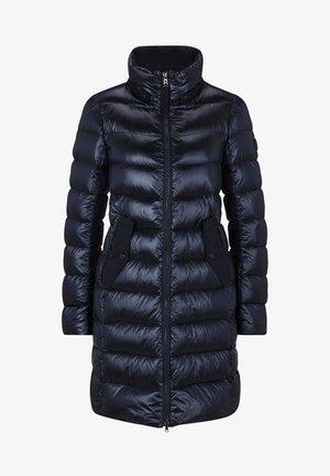 Down coat - navy-blau