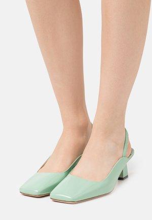 AIRE - Classic heels - verde