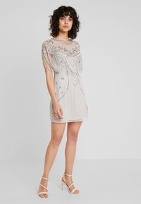 Lace & Beads - ROCHELLE MAXI - Cocktail dress / Party dress - grey - 2
