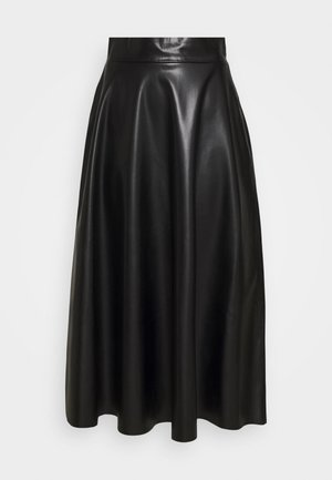 MARILIN - A-line skirt - black