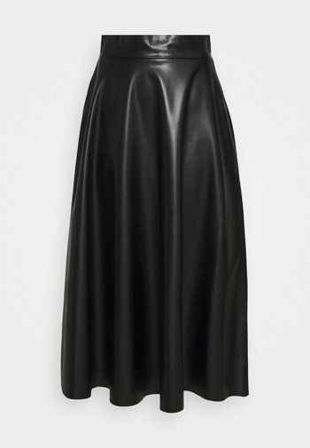 MARILIN - A-line skirt - black