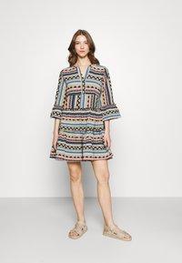 Colourful Rebel - INDY BOHO DRESS - Day dress - multicolor - 1