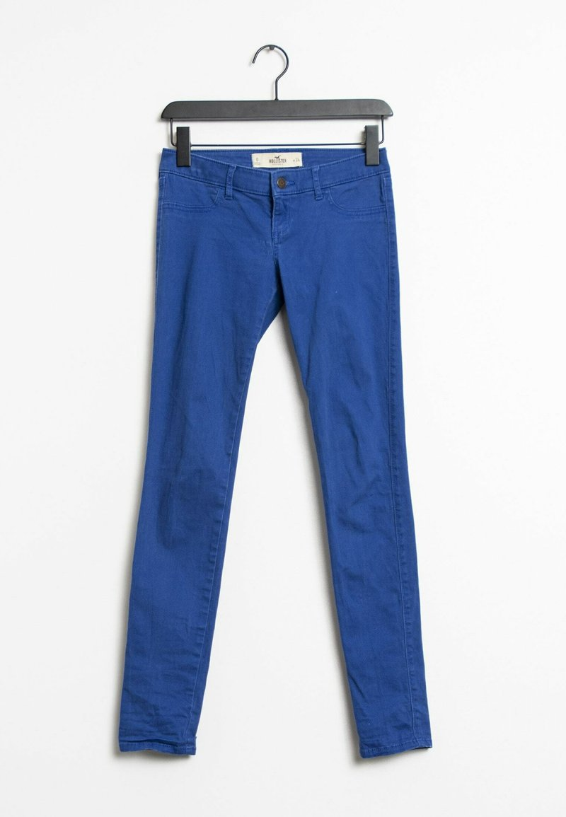 Hollister Co. - Trousers - blue