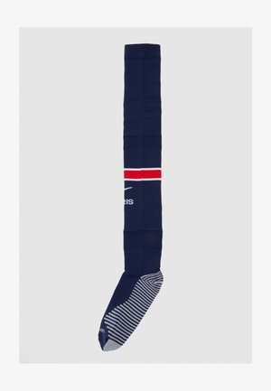 Calcetines hasta la rodilla - midnight navy/university red/white