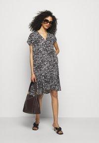 PS Paul Smith - WOMENS DRESS - Day dress - black - 1