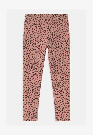 HEART - Leggings - Trousers - dusty pink