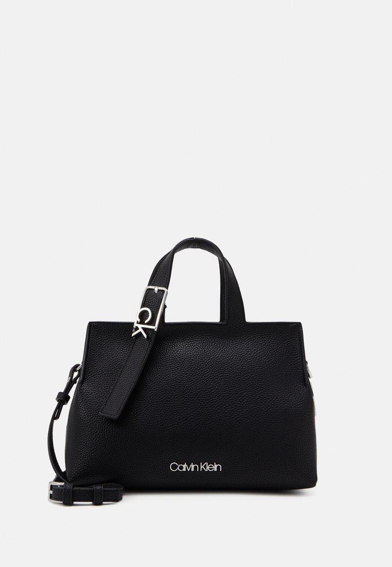 Calvin Klein - TOTE - Sac à main - black