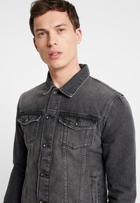 Pier One - Denim jacket - grey denim - 3
