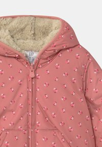 GAP - PUFFER - Winter jacket - satiny pink - 3